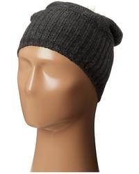 Fleece lined faux fur pom pom hat cold weather hats medium 343462