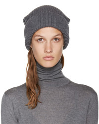 Stella McCartney Grey Frills Beanie
