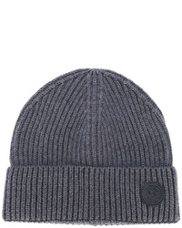 DSQUARED2 Logo Patch Beanie Hat