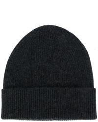 Ribbed cashmere beanie medium 4395566