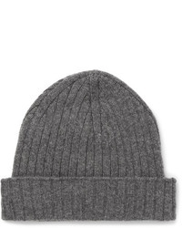 Ribbed wool beanie medium 5211995