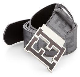 7fddecf749 $490, Fendi Logo Reversible Belt