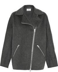 Charcoal biker jacket original 8877431