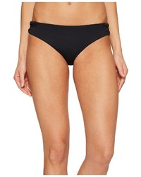 Roxy Strappy Love Lace Up 70s Bikini Bottom Swimwear
