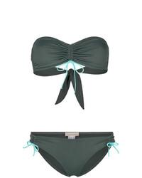 TARA MATTHEWS Nonza Bandeau Bikini Set