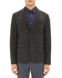 Theory Clinton Marled Ponte Jacket