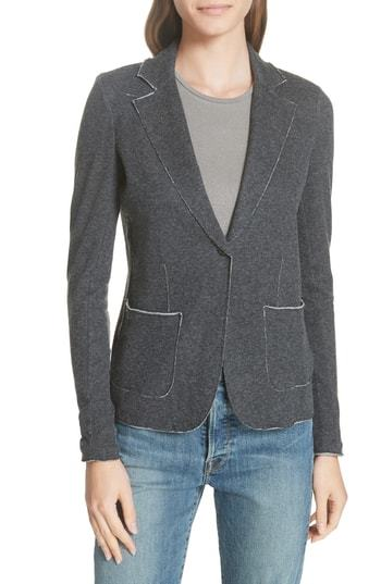 Majestic Filatures Cotton Cashmere Blazer