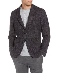 1901 Extra Trim Fit Wool Blend Soft Coat