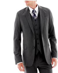 JF J.Ferrar Jf J Ferrar Stretch Gabardine Suit Jacket Slim Fit