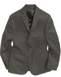 Lauren Ralph Lauren Little Boys Solid Grey Suit Blazer