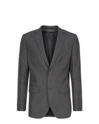 New Look Charcoal Grey Tailored Blazer