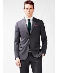 Mango Outlet Outlet Slim Fit Suit Blazer