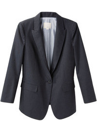 Band Of Outsiders Pinstripe Blazer