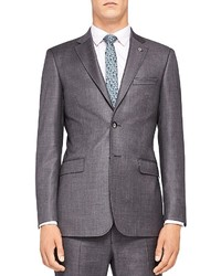 Ted Baker Pitchj Debonair Sharkskin Regular Fit Sport Coat