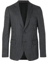 Salvatore Ferragamo Single Breasted Suit Blazer