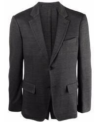 Salvatore Ferragamo Single Breasted Tailored Blazer