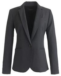 Tall campbell blazer in pinstripe super 120s wool medium 284916