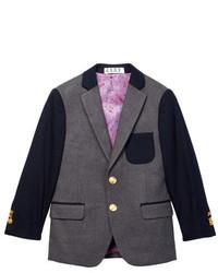 Isaac Mizrahi Two Button Blazer