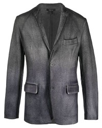 Avant Toi Washed Tailored Blazer