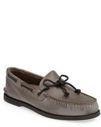 Charcoal boat shoes original 2166351