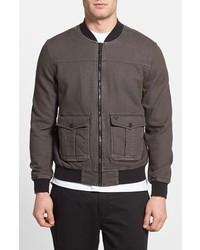 True Religion Brand Jeans Jogknit Bomber Jacket