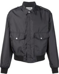 Maison Margiela Pocketed Bomber Jacket