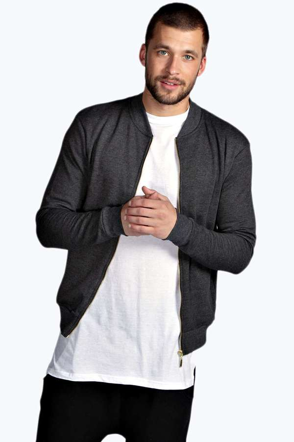 Boohoo Slim Fit Bomber | Where to buy & how to wear