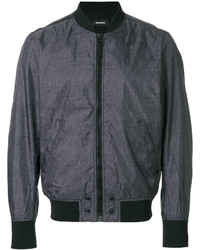 Zip up bomber jacket medium 5143687