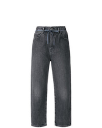 Levi's Made & Crafted Levis Made Crafted Wide Leg Cropped Jeans