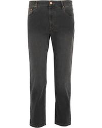 Toile isabel marant cliff boyfriend jeans gray medium 1054907