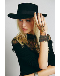 Free People Mpr Jewelry By Meghan Patrice Riley Crochet Quartz Handpiece
