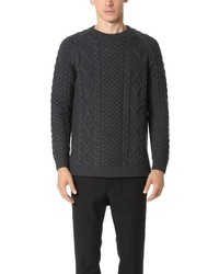 Ports 1961 Cable Sweater