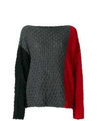 Pierantoniogaspari Colour Block Jumper