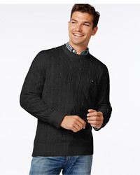 Tommy Hilfiger Intercontinental Cable Knit Sweater A Macys
