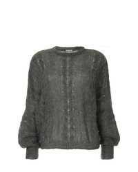 Miu Miu Loose Fitted Sweater