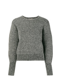 MAISON KITSUNE Maison Kitsun Ribbed Pullover