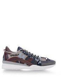 DSquared 2 Low Tops Trainers