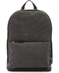 Grey canvas 31 hour backpack medium 454640
