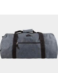 Quiksilver medium duffle bag grey one size for 190281115 medium 114383