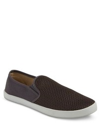 Mossimo Supply Co Landon Canvas Sneakers Supply Cotm Charcoal
