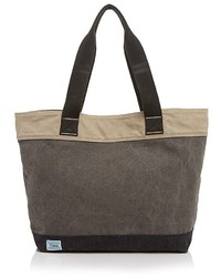 Charcoal Canvas Tote Bag