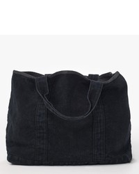 James perse large canvas tote medium 274837
