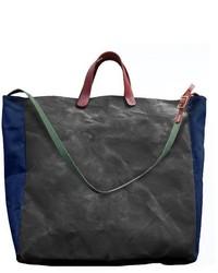 Mclovebuddy Convertible Bucket Crossbody Tote W Leather Straps