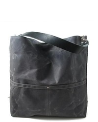 Independent Reign Waxed Canvas Bucket Tote