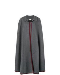 Hermès Vintage Buttoned Cape