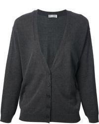 Charcoal cardigan original 2138487