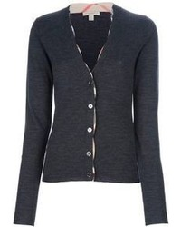 Burberry Brit V Neck Cardigan
