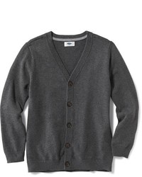Old Navy Button Front Uniform Cardigan For Boys