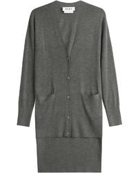 DKNY Cardigan With Wool
