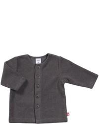 Zutano Cozie Fleece Jacket Gray  18 Months
